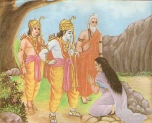 Sati Ahilya